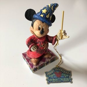 Disney Traditions Jim Shore Touch of Magic Mickey